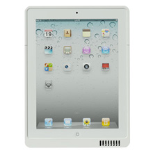 iPORT® Launchport Sleeve for iPad 2™ (Gloss White) PORT1150W