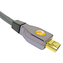 High Speed 8ft HDMI Cable w/ Ethernet Channel and PerfectLock™ Connectors