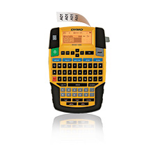 Dymo® 1801611 Rhino™ 4200 Industrial All-Purpose Labeling Tool w/ QWERTY Keyboard RHI4200