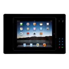 iRoom Landscape Motorized with Back Box and Touch Code (Black)