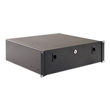 Royal Racks 3U Locking Drawer