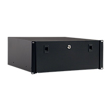 Royal Racks 4U Locking Drawer ROY1239