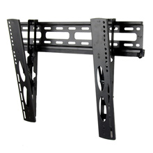 Royal Mounts™ Large Low Profile Tilt Mount for 32-55in for Ultra-Thin Flat Panels (Black)