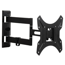 Royal Mounts™ Medium Swivel Mount for 14-42in displays (Black)