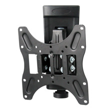 "Royal Mounts™ Universal Tilt/Swivel Mount for 14""-37"" Displays (Black)"