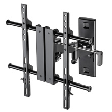 Royal TV Mount for 26-46 Inch TV's, Black, Includes 6ft HDMI Cable Free! ROY7502B