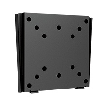 Royal Mounts™ Small Low Profile Flat Mount for 10-23in Displays (Black)