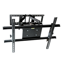 Royal Mounts™ Universal Articulating Mount with Dual Arms for Large 42-70in displays, Includes 6ft HDMI Cable Free! ROY7607B