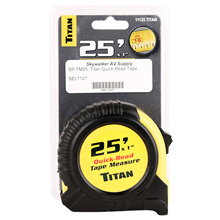 SP-TM25, Titan Quick Read Tape SEL1127