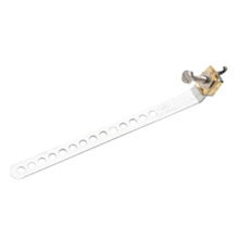 Economy Galvanized Strap 12 Inches, UL