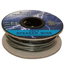 50ft 16 Gauge 2 Wire Speaker Cable SKL2001X