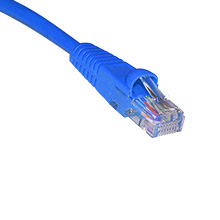 Skyline 1ft Cat5e Blue Patch Cable SKL2199B