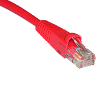 Skyline 10ft Cat5e Patch Cable, Red SKL2210R