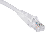 1ft CAT6 White PATCH SKL3199W
