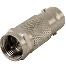 Skywalker Signature Series BNC Female to F Male Adapter, each