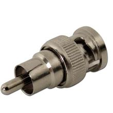 Skywalker Signature Series BNC Male to RCA Male Adapter, each