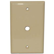 Skywalker Signature Series Plate With .4in Hole, Almond