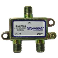 Skywalker Signature Series Splitter 5-900MHz, 2-Way SKY22303