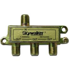 Skywalker Signature Series Splitter 5-900MHz,  3-Way SKY22304