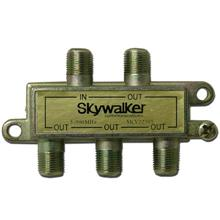 Skywalker Signature Series Splitter 5-900MHz,  4-Way SKY22305
