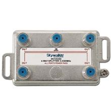 Skywalker Signature Series Vertical 4-Way 3ghz Splitter All ports power pass