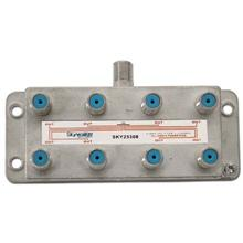 Skywalker Signature Series Vertical 8-Way 5-2300MHz Splitter DC/IR All Port