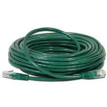 Skywalker Signature Series Cat5E Patch Cable, Green, 50ft