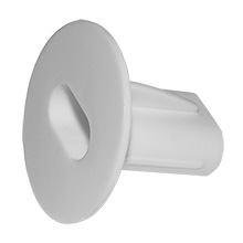 Skywalker Signature Series Dual Feed-Thru Bushing, white, qty100