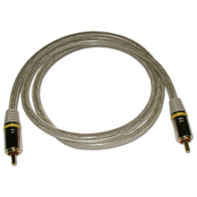 HQ Premium 3ft Single RCA Cable SKY71113