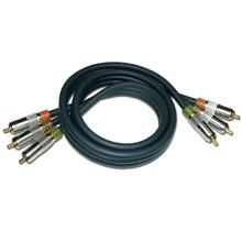 HQ Ultra 3ft Component RCA Cable