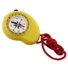 3 in 1 Compass, Yellow SKY8729Y