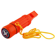 5-IN-1 COMPASS, ORANGE SKY8731OR