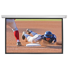 VIVID 120in Deluxe Series Standard Motorized Film Screen 16:9