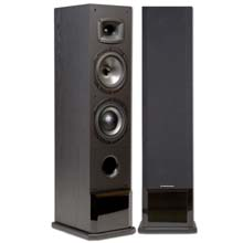 Cerwin-Vega CMX-26 6in 2.5-Way Floor Powered Speaker, each at Sears.com