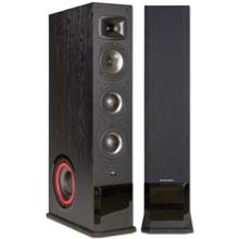 Cerwin-Vega CMX-210 10in 4-Way Floor Powered Speaker, each at Sears.com