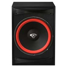 Cerwin-Vega XLS-15S Powered subwoofer 15in front firing, each at Sears.com